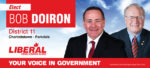 A Message from District 11: Charlottetown-Parkdale Candidate Bob Doiron